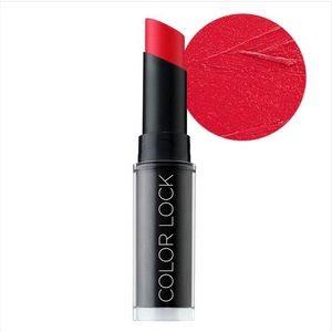 BH Cosmetics Color Lock Lipstick in True Heart NIB